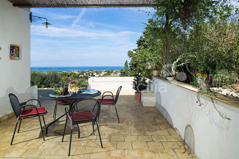 Casa Valderice Sea View Villa with Pool for rent near Erice Sicily - 15