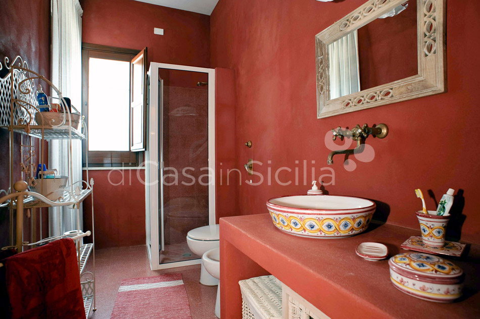 Casa Valderice Sea View Villa with Pool for rent near Erice Sicily - 29
