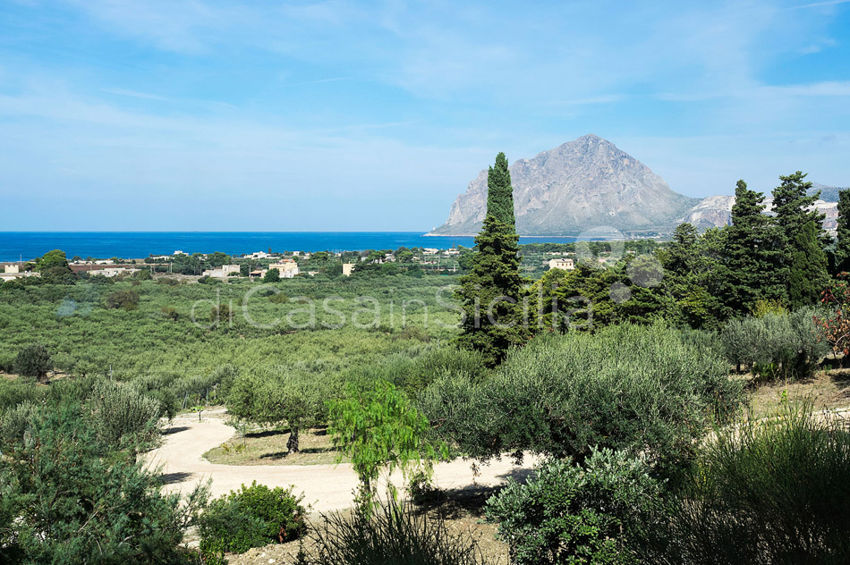 Casa Valderice Sea View Villa with Pool for rent near Erice Sicily - 32