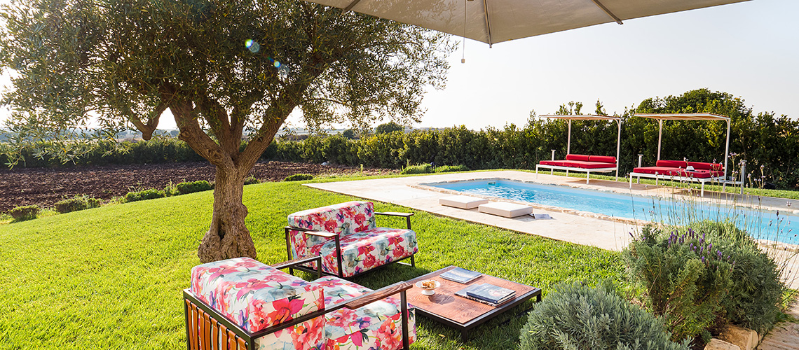 Sunkissed country villas with pool in Ragusa |Di Casa in Sicilia - 1