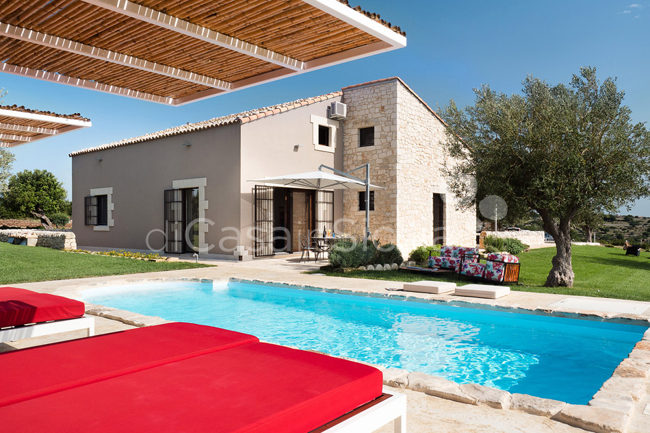Sunkissed country villas with pool in Ragusa |Di Casa in Sicilia - 7
