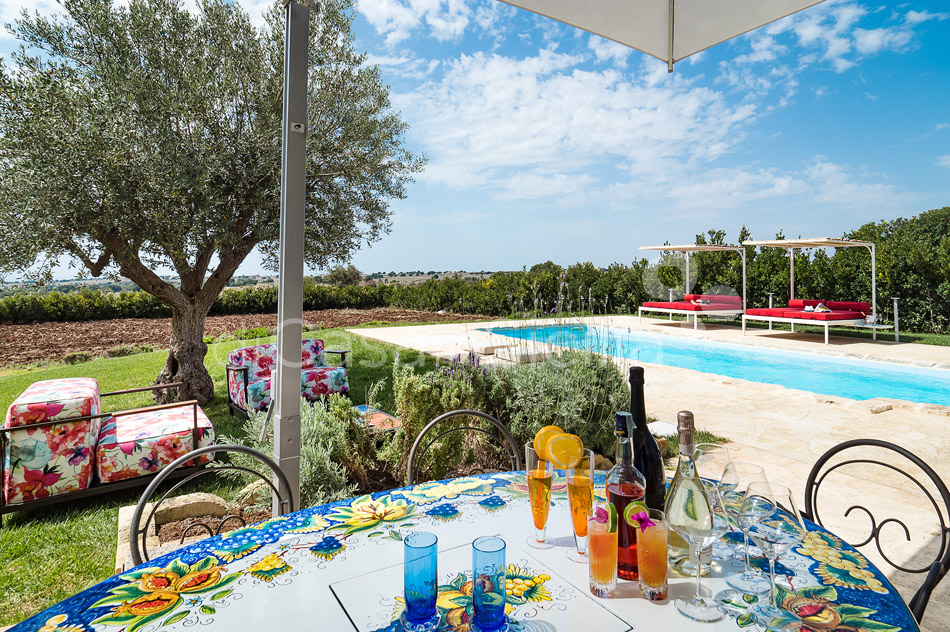 Sunkissed country villas with pool in Ragusa |Di Casa in Sicilia - 12