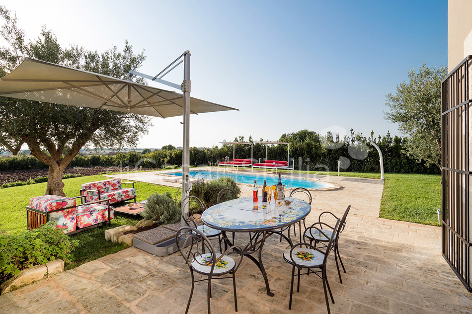 Sunkissed country villas with pool in Ragusa |Di Casa in Sicilia - 15