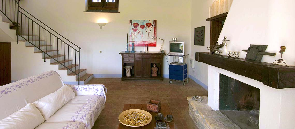 Casale del Ponte Country Villa with Pool for rent near Palermo Sicily - 2