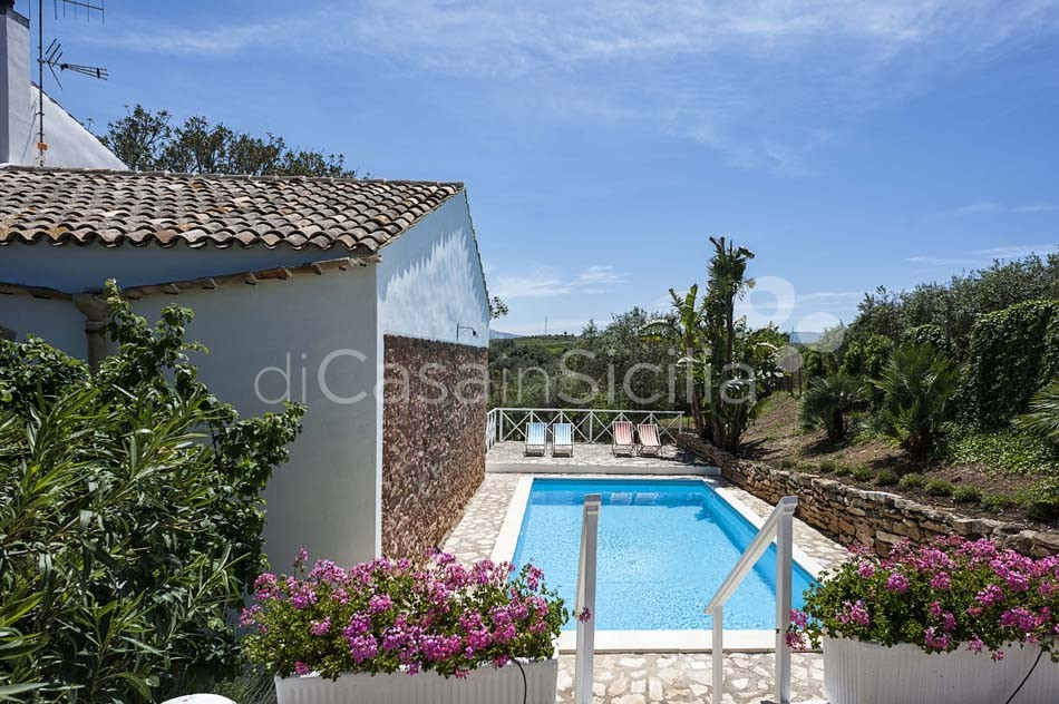 Casale del Ponte Country Villa with Pool for rent near Palermo Sicily - 8