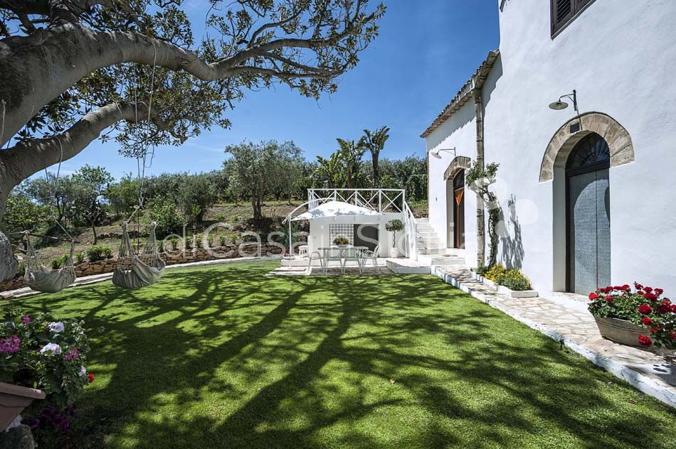 Casale del Ponte Country Villa with Pool for rent near Palermo Sicily - 13