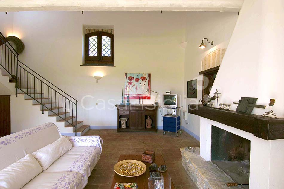 Casale del Ponte Country Villa with Pool for rent near Palermo Sicily - 15