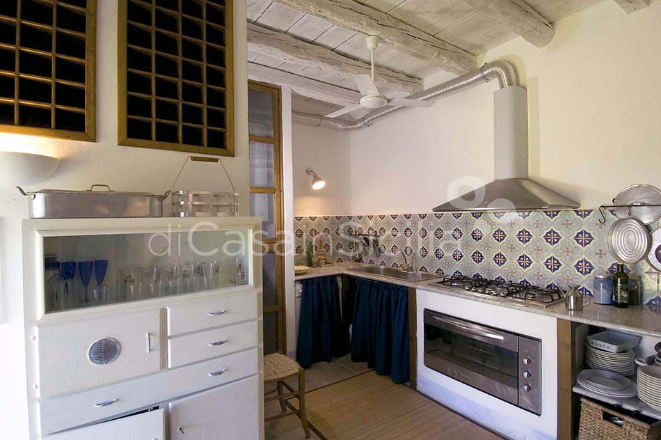 Casale del Ponte Country Villa with Pool for rent near Palermo Sicily - 23
