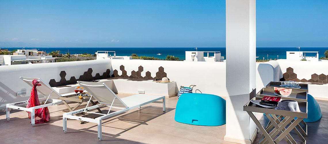 San Lorenzo Palma Sicily Villa Rental with Pool by the Sea Marzamemi - 1