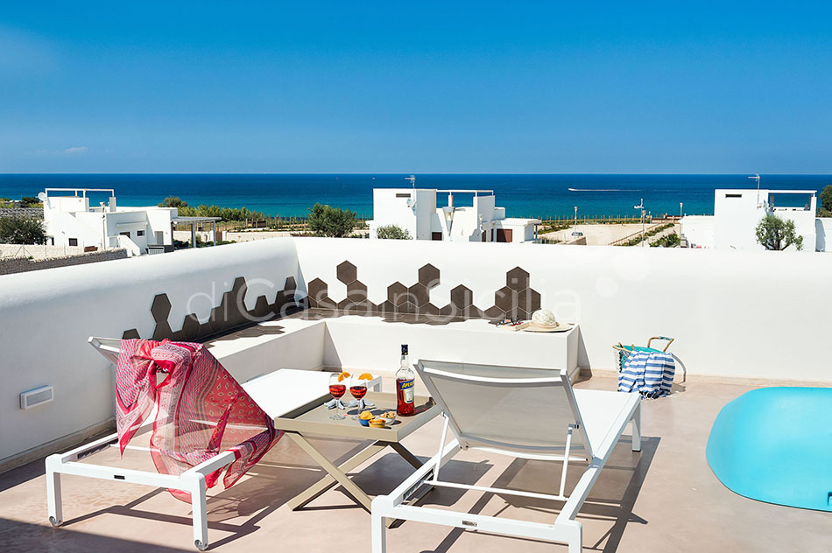 San Lorenzo Palma Sicily Villa Rental with Pool by the Sea Marzamemi - 8