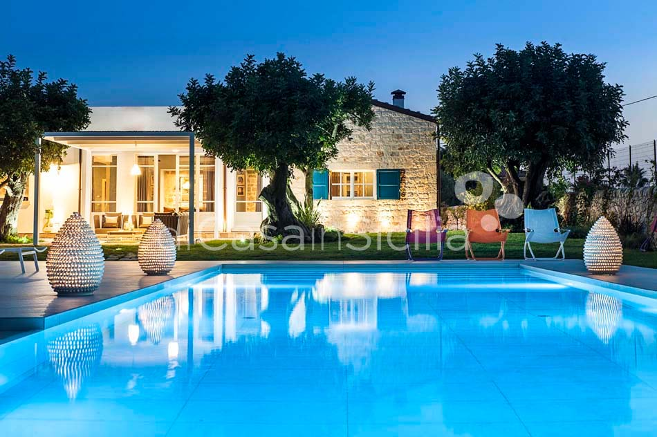 Casi o Cantu Luxury Country Villa with Pool for rent Modica Sicily - 10