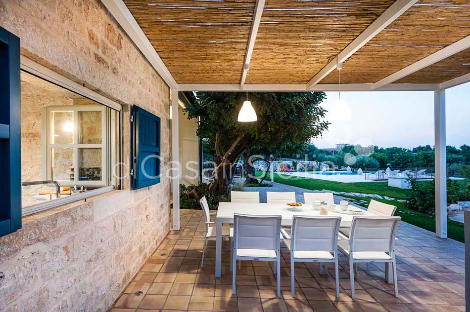 Casi o Cantu Luxury Country Villa with Pool for rent Modica Sicily - 13