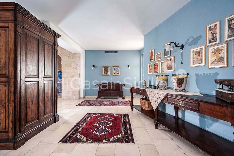 Casi o Cantu Luxury Country Villa with Pool for rent Modica Sicily - 23