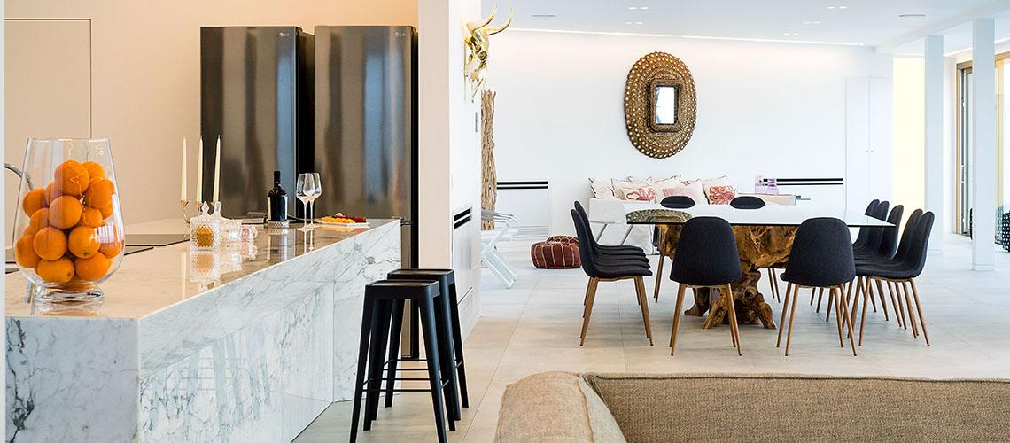 Alexandra Villa Lusso Vista Mare con Piscina affitto Taormina Sicilia - 2