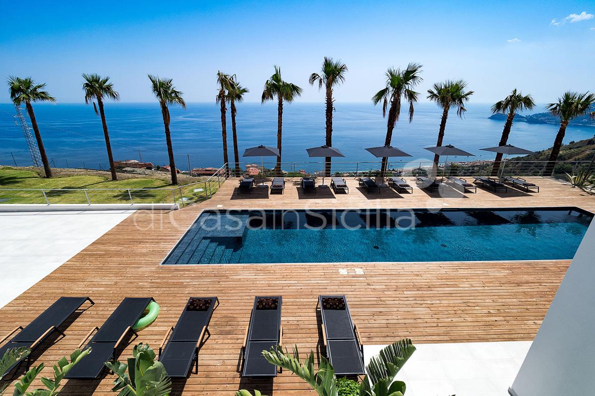 Alexandra Villa Lusso Vista Mare con Piscina affitto Taormina Sicilia - 6