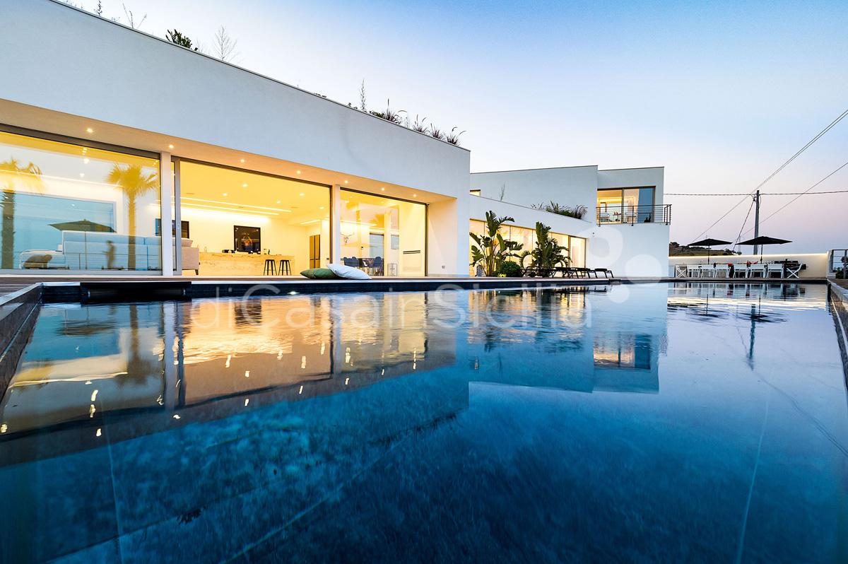 Alexandra Villa Lusso Vista Mare con Piscina affitto Taormina Sicilia - 11