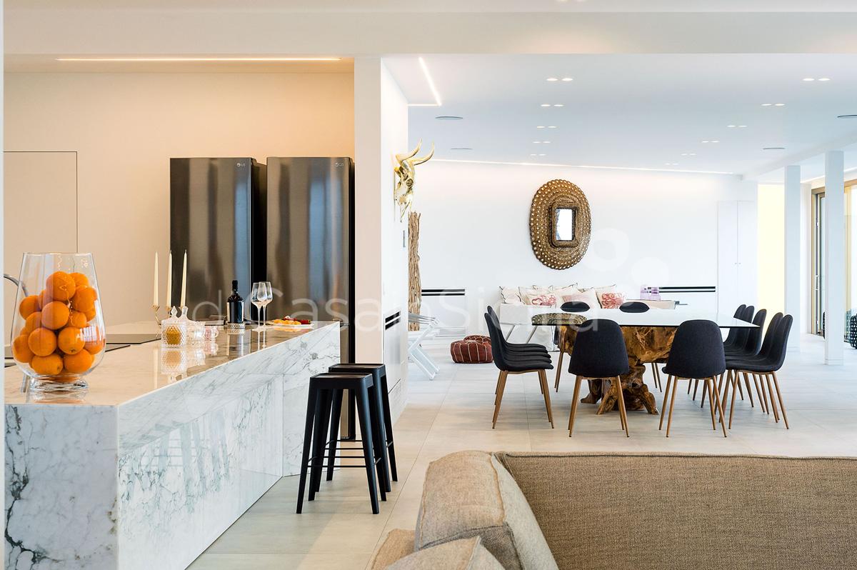 Alexandra Villa Lusso Vista Mare con Piscina affitto Taormina Sicilia - 18
