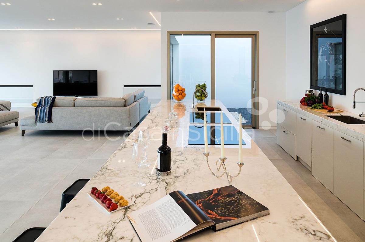 Alexandra Villa Lusso Vista Mare con Piscina affitto Taormina Sicilia - 24