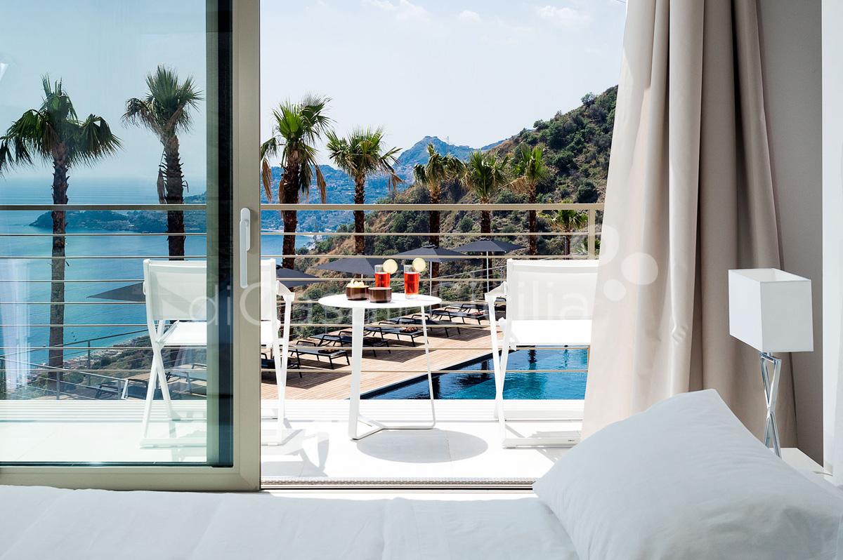 Alexandra Villa Lusso Vista Mare con Piscina affitto Taormina Sicilia - 31