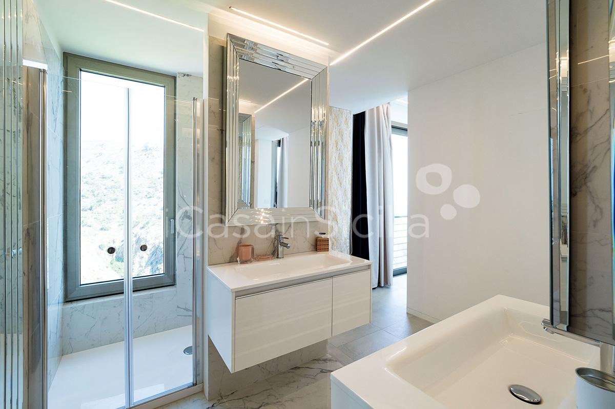 Alexandra Villa Lusso Vista Mare con Piscina affitto Taormina Sicilia - 38