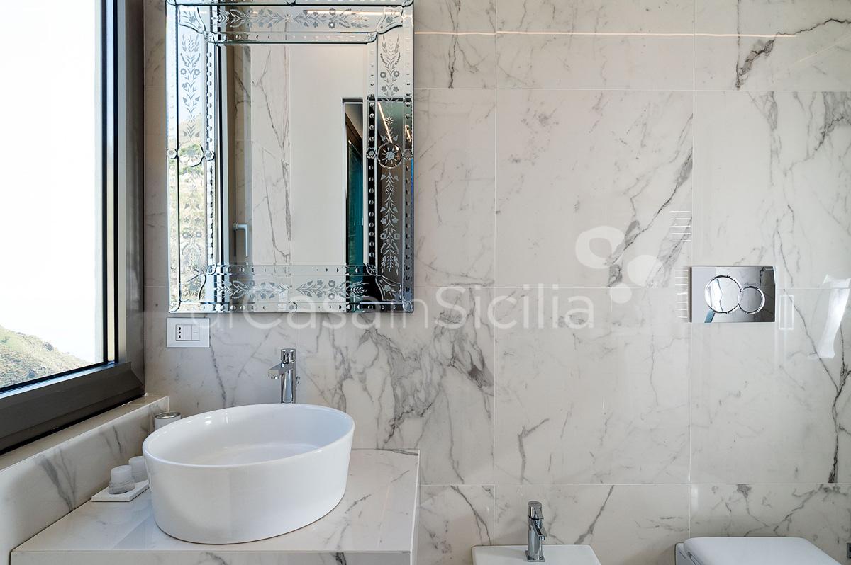 Alexandra Villa Lusso Vista Mare con Piscina affitto Taormina Sicilia - 41