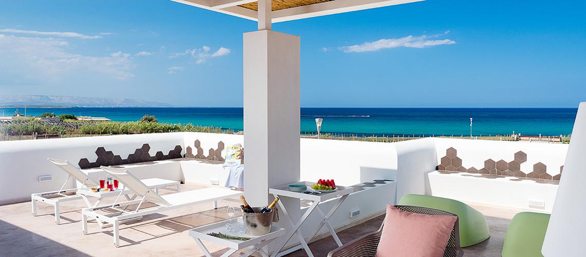 Villas vue mer, accès à pied aux plages, Siracusa|Di Casa in Sicilia - 51