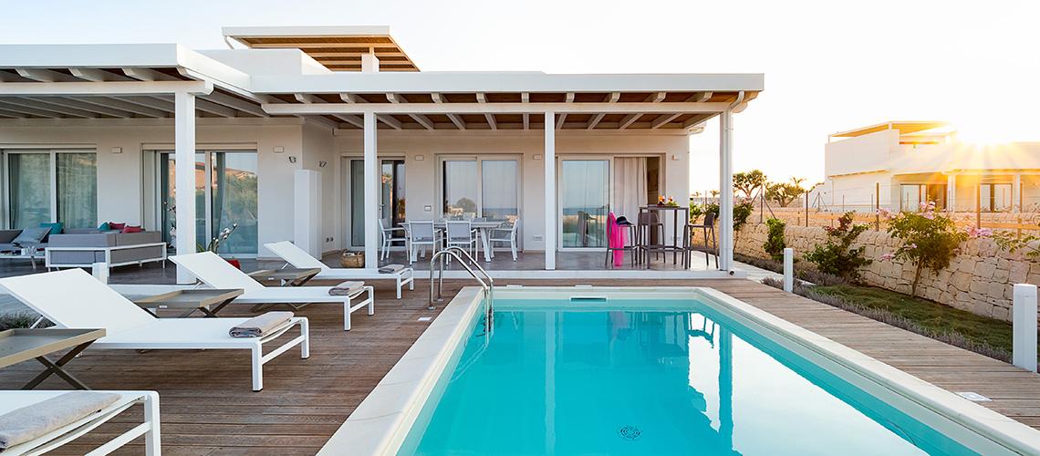 Villas vue mer, accès à pied aux plages, Siracusa|Di Casa in Sicilia - 52