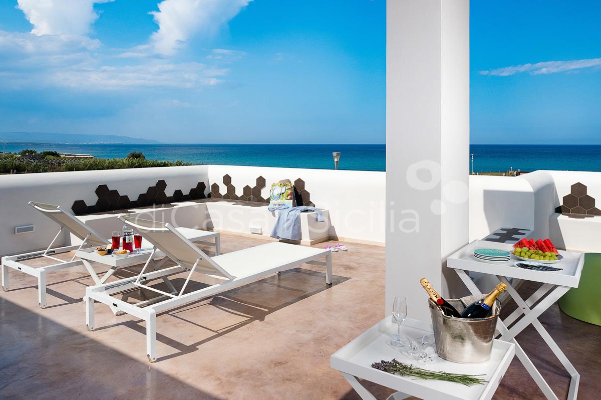 Villas vue mer, accès à pied aux plages, Siracusa|Di Casa in Sicilia - 1