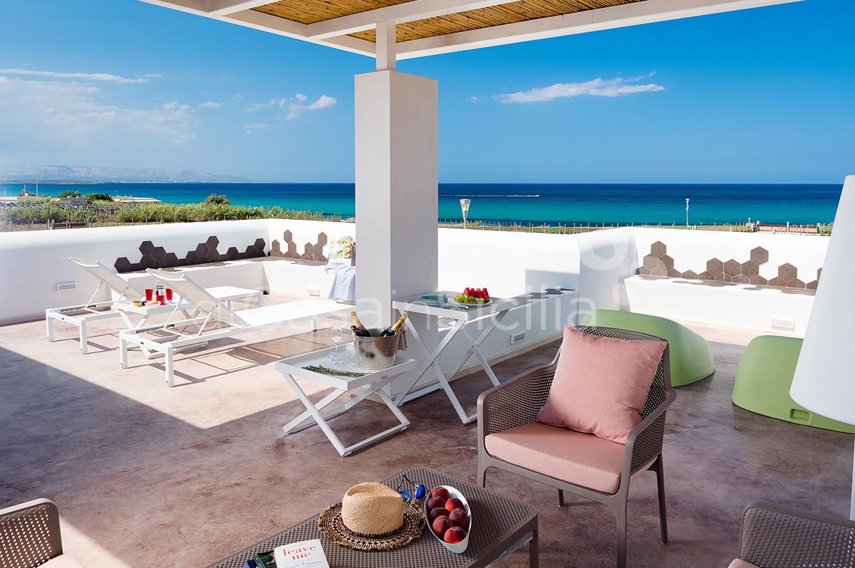 Villas vue mer, accès à pied aux plages, Siracusa|Di Casa in Sicilia - 2