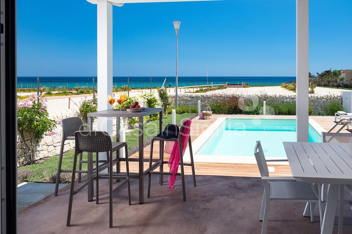 Villas vue mer, accès à pied aux plages, Siracusa|Di Casa in Sicilia - 7