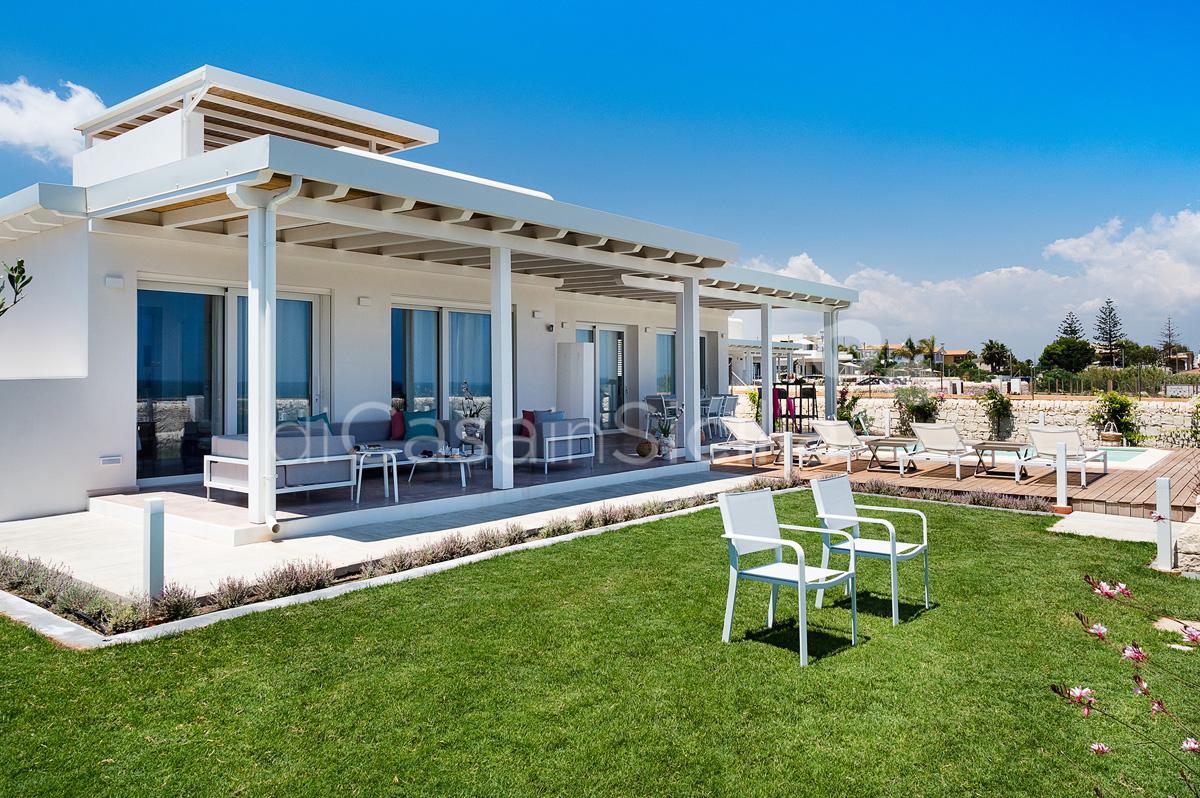 Villas vue mer, accès à pied aux plages, Siracusa|Di Casa in Sicilia - 12