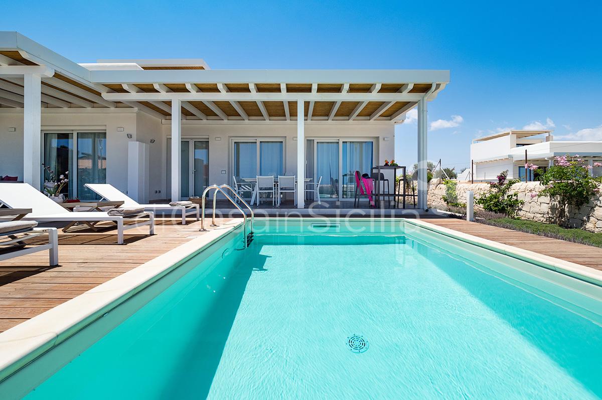 Villas vue mer, accès à pied aux plages, Siracusa|Di Casa in Sicilia - 13