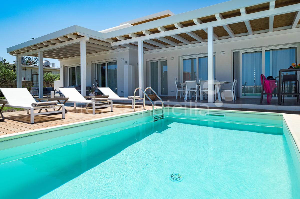Villas vue mer, accès à pied aux plages, Siracusa|Di Casa in Sicilia - 14