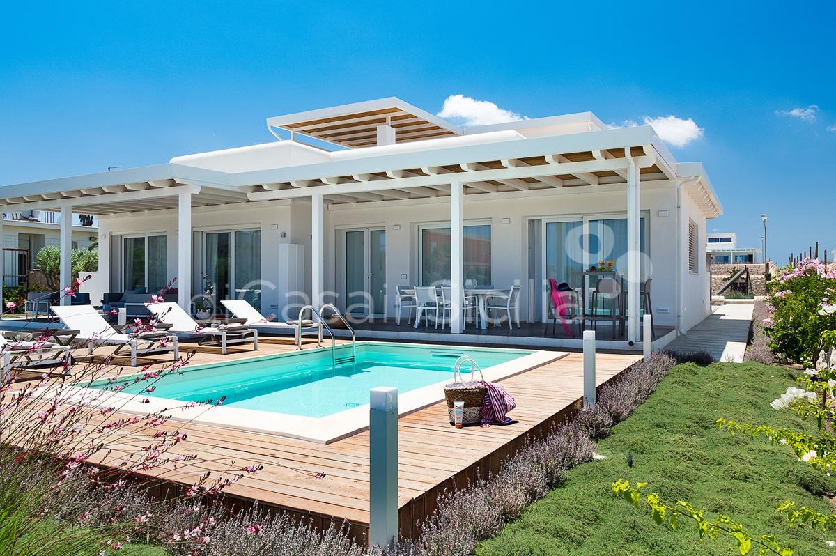 Villas vue mer, accès à pied aux plages, Siracusa|Di Casa in Sicilia - 15