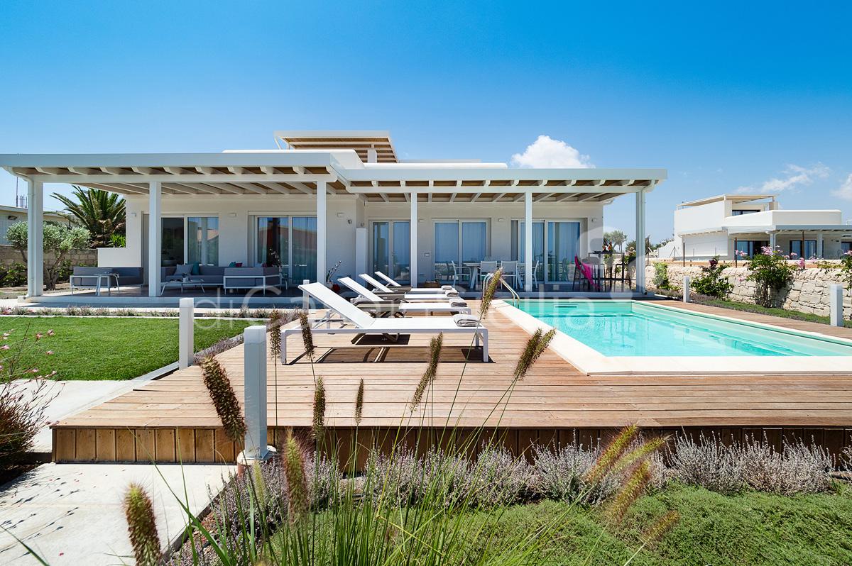 Villas vue mer, accès à pied aux plages, Siracusa|Di Casa in Sicilia - 16