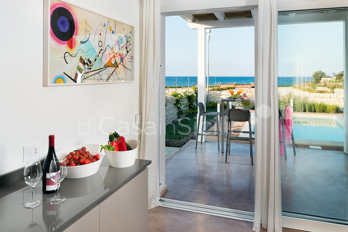 Villas vue mer, accès à pied aux plages, Siracusa|Di Casa in Sicilia - 24