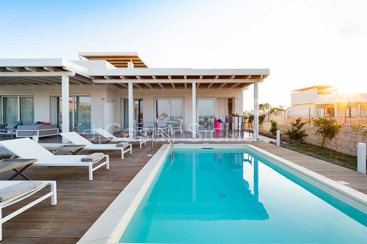 Villas vue mer, accès à pied aux plages, Siracusa|Di Casa in Sicilia - 41
