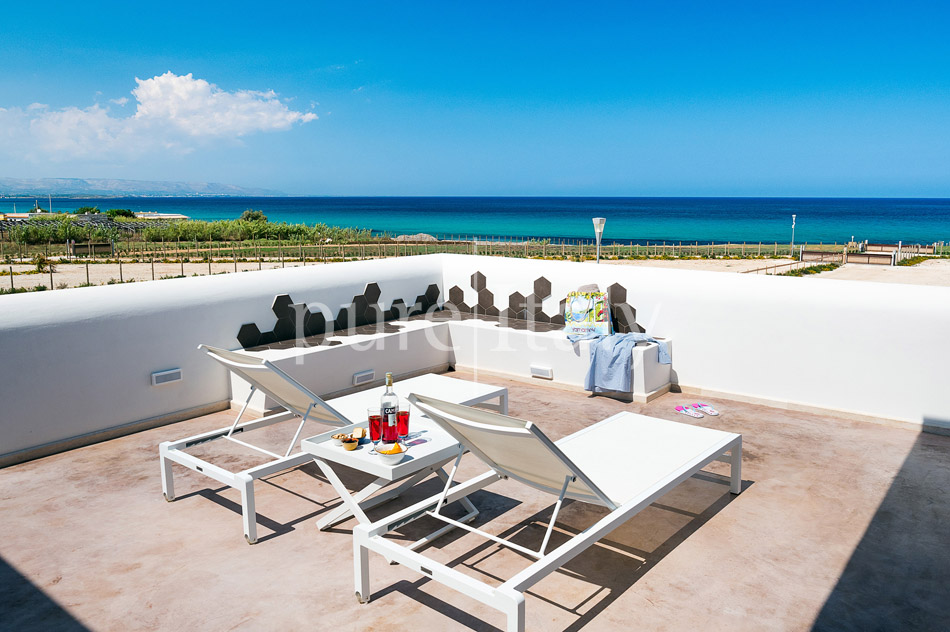 Beachfront villas with pool, Sicily's south-east coast | Pure Italy - 0