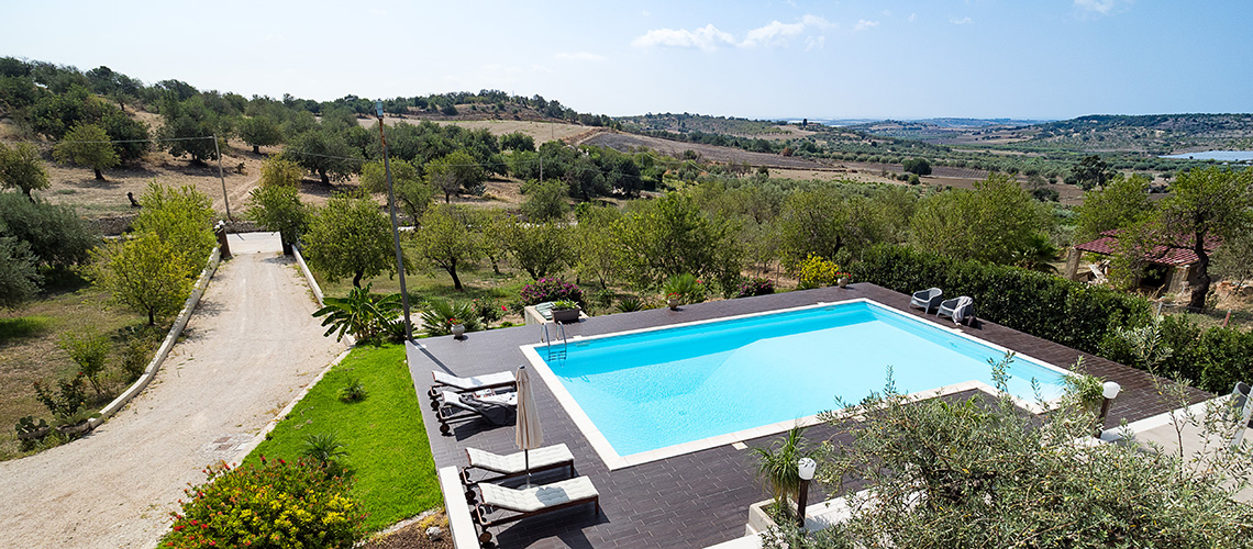 Villa Mara Villa con Piscina Privata in affitto Rosolini Noto Sicilia - 0