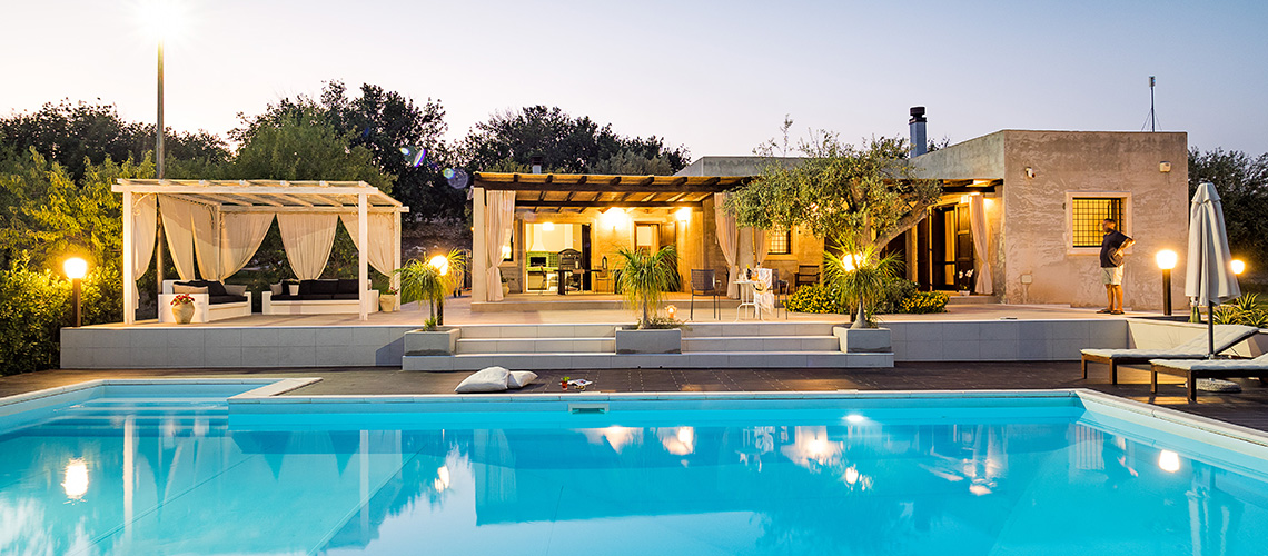 Villa Mara Sicily Villa Rental with Pool near Rosolini Noto - 1