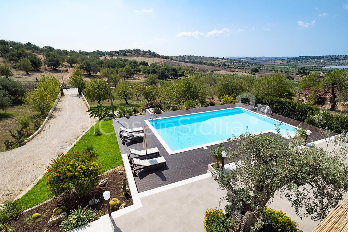 Villa Mara Sizilien Villa mit Pool bei Rosolini Noto zur Miete  - 14