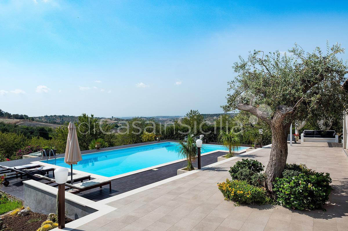 Villa Mara Sizilien Villa mit Pool bei Rosolini Noto zur Miete  - 15