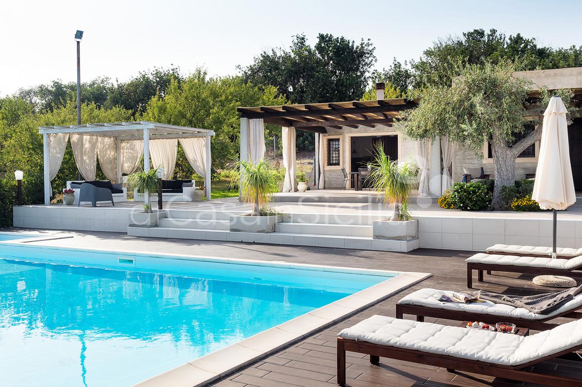 Villa Mara Sizilien Villa mit Pool bei Rosolini Noto zur Miete  - 16