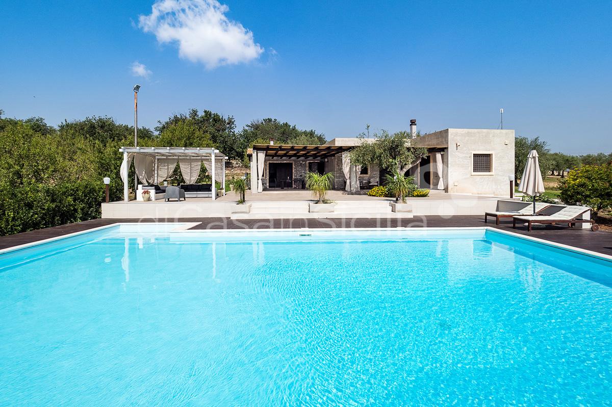Villa Mara Sizilien Villa mit Pool bei Rosolini Noto zur Miete  - 17