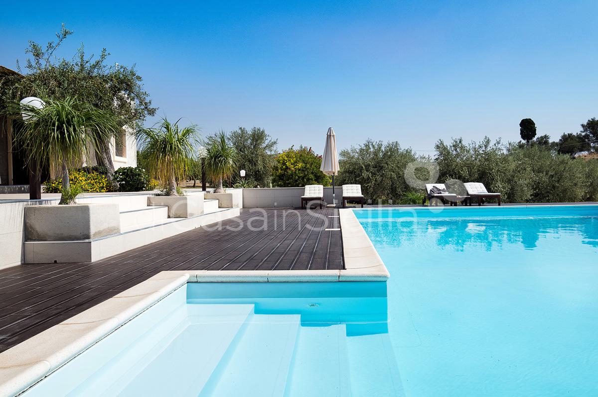 Villa Mara Sizilien Villa mit Pool bei Rosolini Noto zur Miete  - 19