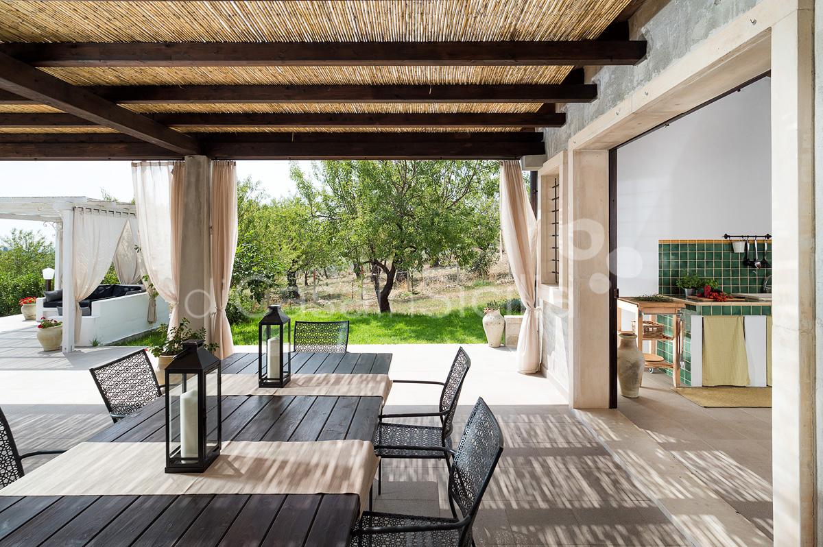 Villa Mara Sizilien Villa mit Pool bei Rosolini Noto zur Miete  - 22