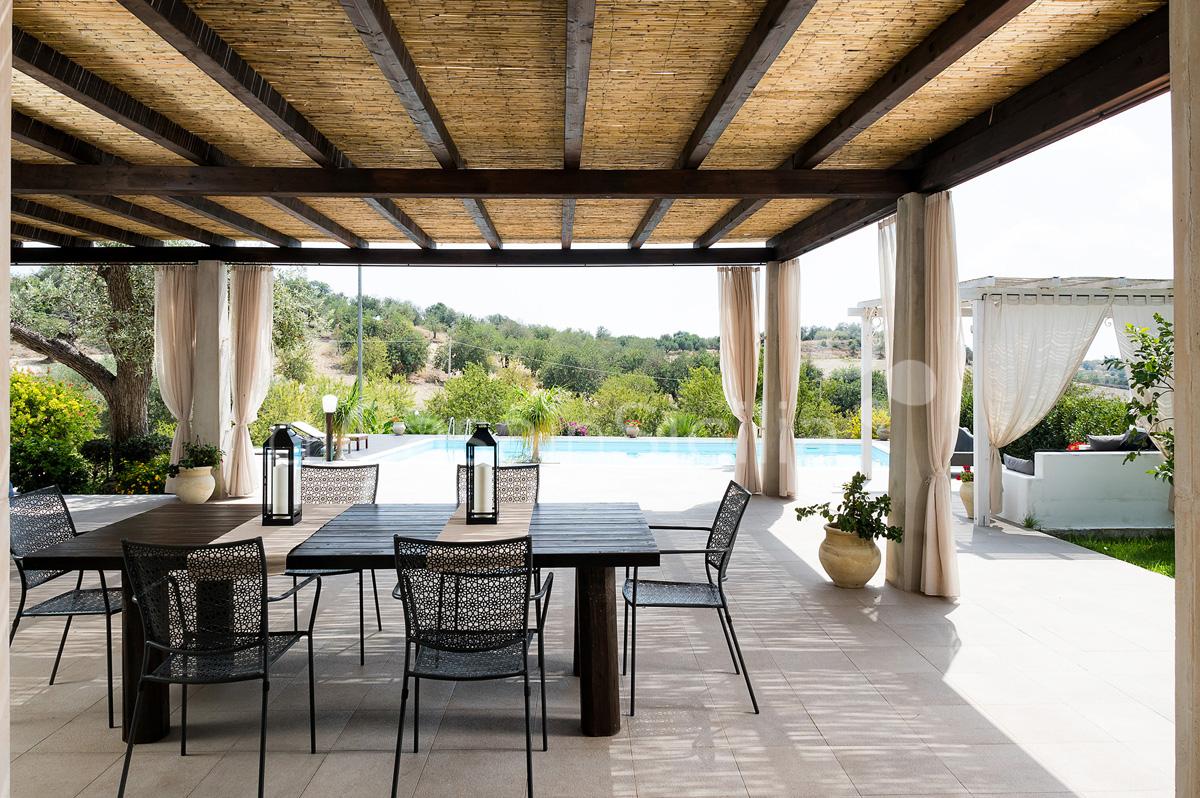Villa Mara Villa con Piscina Privata in affitto Rosolini Noto Sicilia - 23