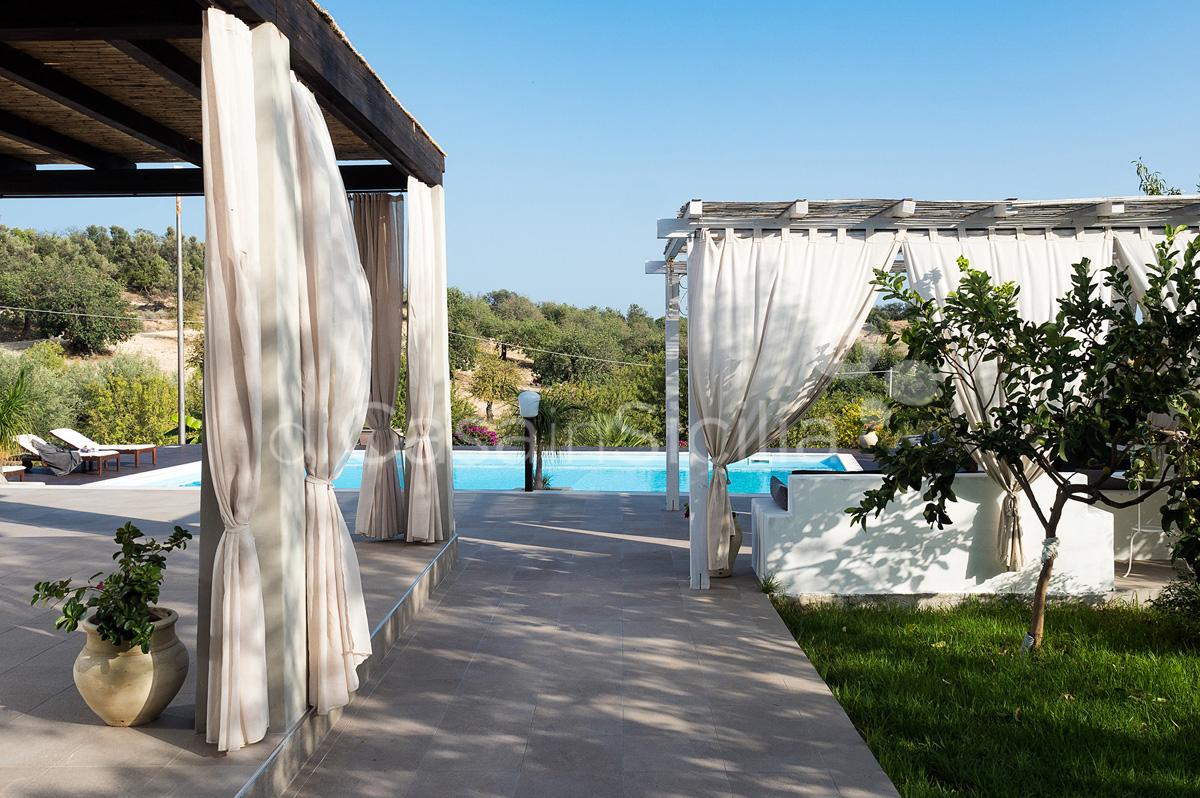 Villa Mara Sizilien Villa mit Pool bei Rosolini Noto zur Miete  - 24