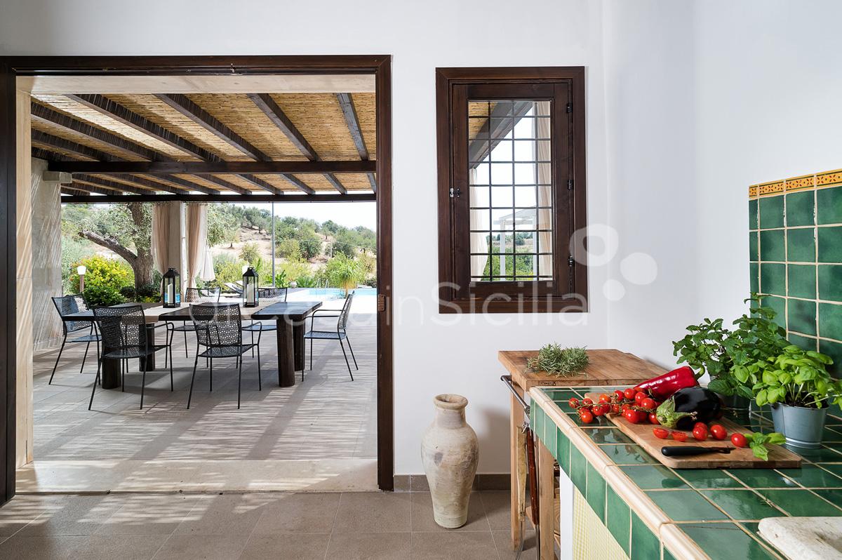 Villa Mara Villa con Piscina Privata in affitto Rosolini Noto Sicilia - 25