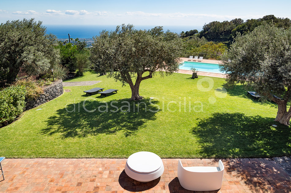 Mila Sicily Villa with Pool for rent in Milo Mount Etna - 5